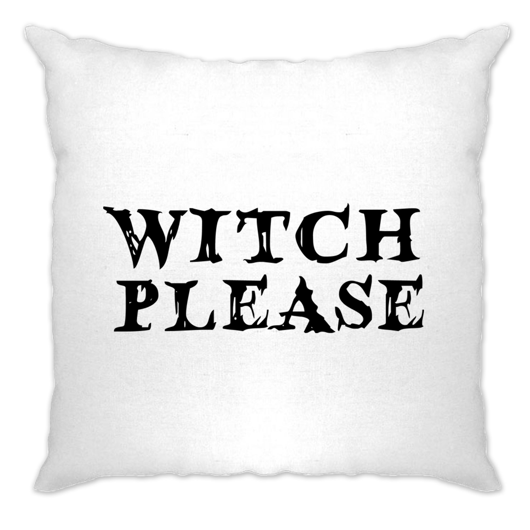 Novelty-Halloween-Cushion-Cover-Witch-Please-Slogan-Joke-Novelty-Adult-Party