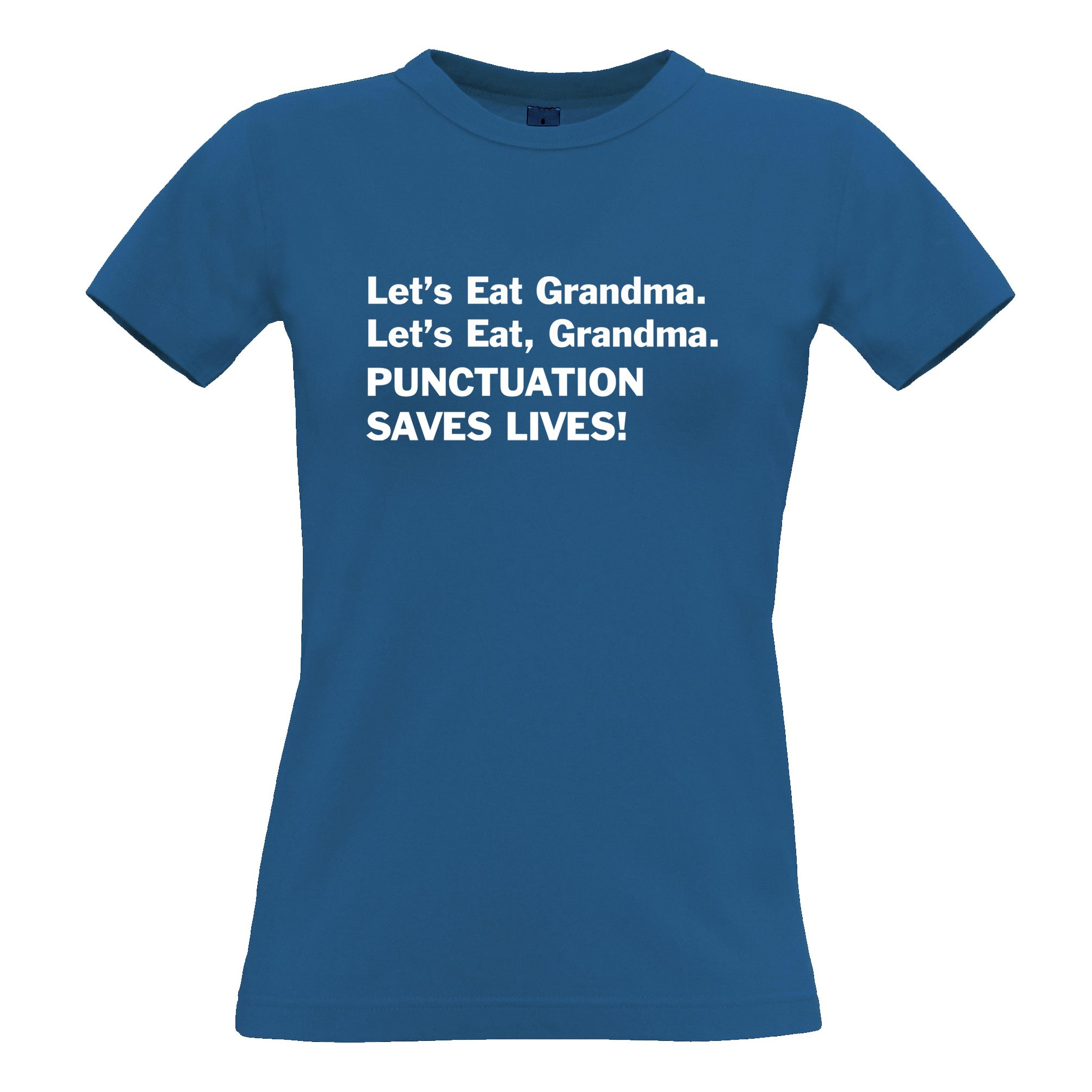 Let's Eat Grandma Grammar Police Commas Save Lives Womens ...